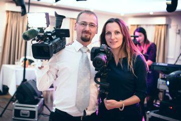 Kamera na ślubie